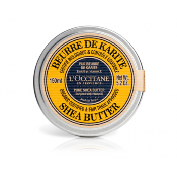l'occitane karite burro bio 150 ml