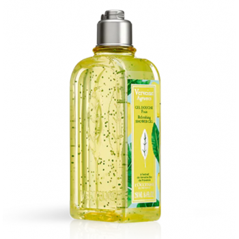 l'occitane citrus verbena shower gel doccia fresca verbena agrumi 250 ml