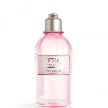 l'occitane gel douche rose gel doccia profumata rose 250 ml