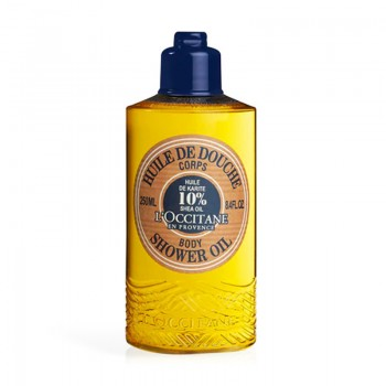 l'occitane karite shea fabulous shower olio doc...
