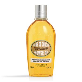 l'occitane almond shower oil olio doccia alla m...