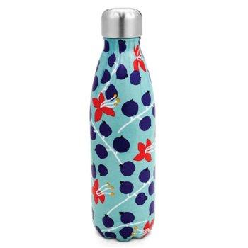 neavita bottiglia acciaio thermos fruit euphoria mirtillo 500 ml