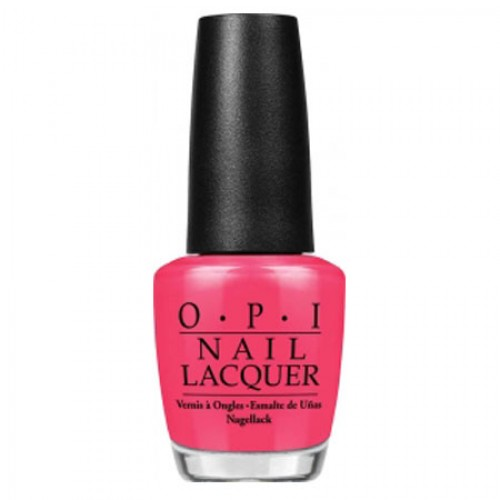 OPI NAIL SMALTO B35 CHARGED UP CHERRY 15 ML