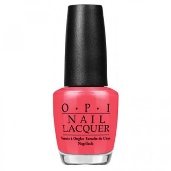 opi nail smalto l64 cajun shrimp 15 ml