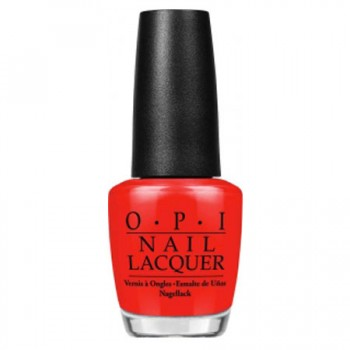 opi nail smalto n25 big apple red 15 ml