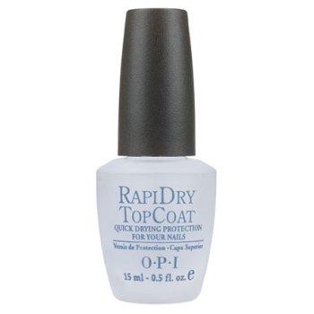 opi nail smalto rapidry top coat 15 ml
