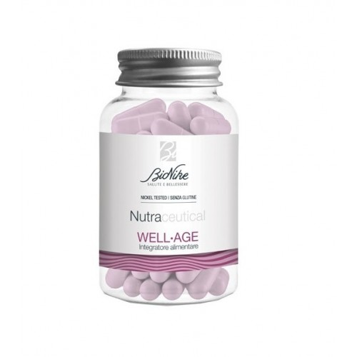 BIONIKE NUTRACEUTICAL Well-Age ANTI-AGE 60 Capsule
