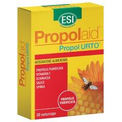 Propolaid Propol Urto Con Vitamina C 30 Capsule