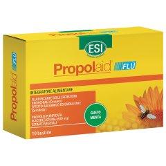 Propolaid Flu Fluidificante Secrezioni Bronchiali 10 Bustine