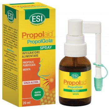 propolaid propol gola spray menta 20 ml