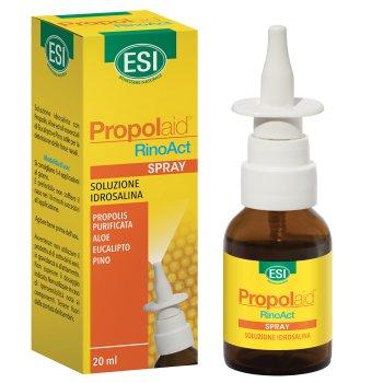 propolaid rinoact aloe eucalipto pino spray nasale 20 ml