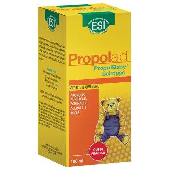 propolaid propol baby sciroppo 180 ml