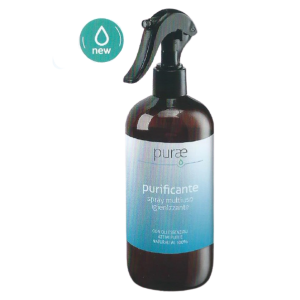 Purae Purificante Spray Multiuso Igienizzante Ambiente & Superfici 500 ml