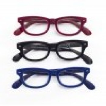 contacta velvet occhiali presbiopia nero +1,50