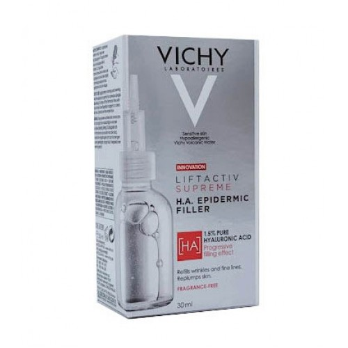 VICHY LIFTACTIV SUPREME SIERO HA EPIDERMIC FILLER 30 ML