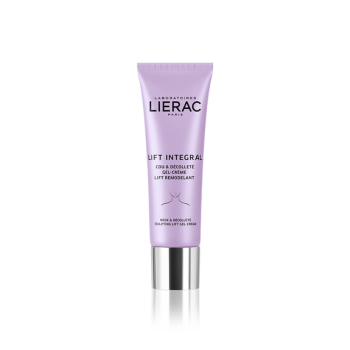 lierac lift integral gel-crema collo & dècolletè 50ml