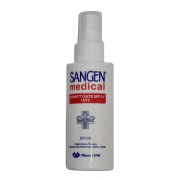 sangen medical spray disinfettante cute 100 ml