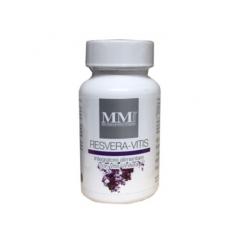 MM System Resvera-vitis - Integratore Alimentare - 60 capsule
