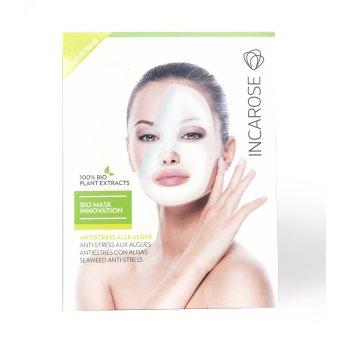 incarose bio mask antistress maschera trattamento viso