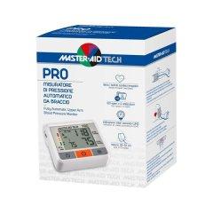 Master Aid Tech Pro Misuratore di Pressione Automatico Battiti Irregolari