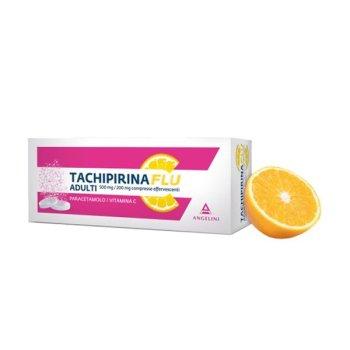 tachipirina flu 12 compresse effervescenti 500 ...