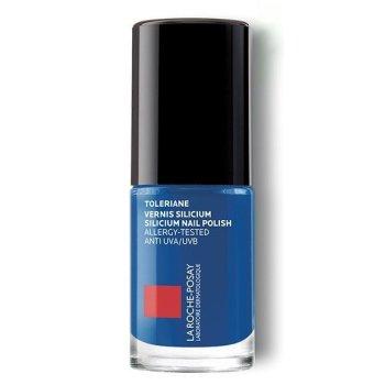 la roche posay toleriane silicium smalto fortificante e protettivo colore dark blue