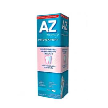 az pro-expert sensitive & gentle 75 ml