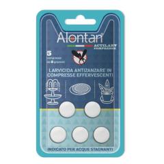 alontan actilarve larvicida anti-zanzare 2 mg 5...