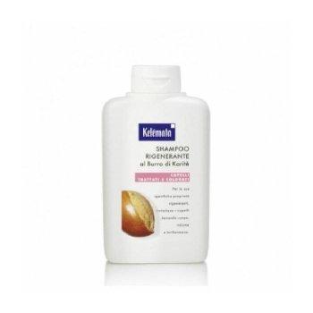 kelemata shampoo rigenerante burro karité 250ml