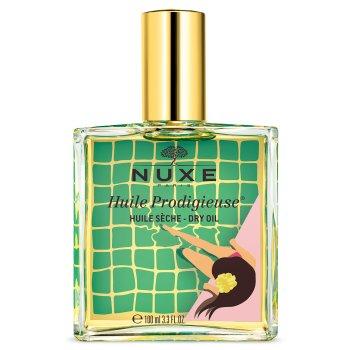 nuxe huile prodigieuse olio secco viso corpo capelli edizione limitata yellow 100 ml