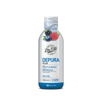 depura plus frutti bosco 500 ml