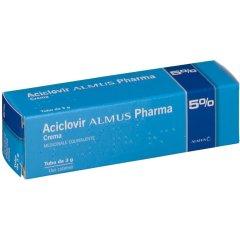 aciclovir almus crema 5% 3g
