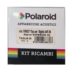 Polaroid Tip Digital Air 3D e Digital Superior 3D Misura M 3 Pezzi
