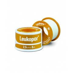 Leukoplast Leukopor - Cerotto Rocchetto 2,5m x 500cm