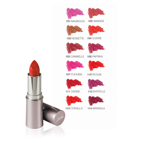 BIONIKE Defence Color Rossetto Lipvelvet Colore 113 Corallo