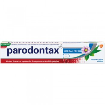 parodontax herbal fresh dentifricio 75 ml