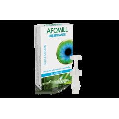 afomill lubrificante collirio 10 flaconcini 0,5 ml