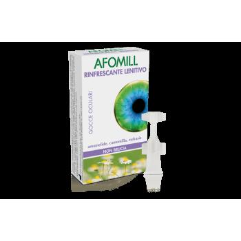 afomill rinfrescante collirio 10 flaconcini 0,5 ml