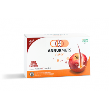 annurmets hair 510 mg 60 compresse