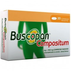 buscopan compositum 20 compresse rivestite