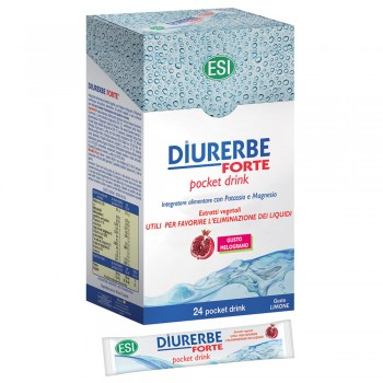 diurerbe forte 24 pocket drink melograno