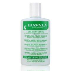 mavala crystal solvente smalto 100 ml