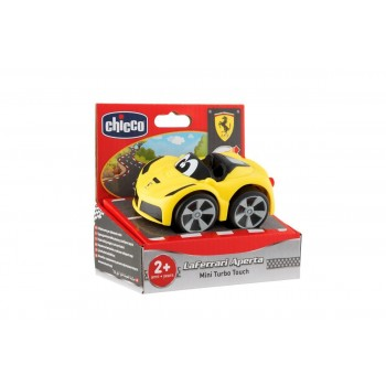 chicco gioco mini turbo touch - la ferrari aperta
