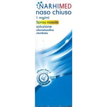 narhimed naso chiuso adulti spray nasale 10 ml