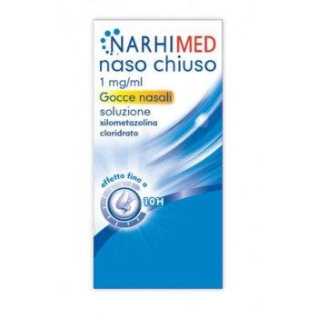 narhimed naso chiuso adulti gocce rinologiche 10 ml