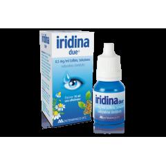 Iridina Due Collirio 0,5mg/ml 10 ml