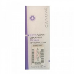 ketonova shampoo 20mg/g 120ml