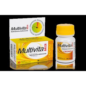 multivitamix crono senza zucchero 30 compresse