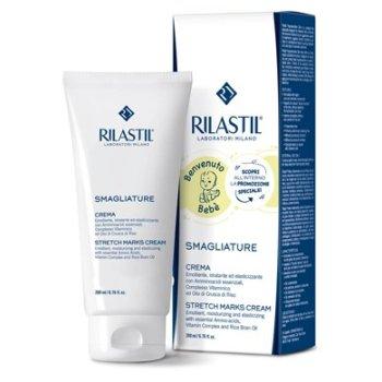 rilastil smagliature + dermastil pedriatic 200ml