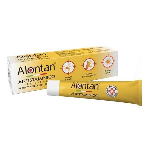 ALONTAN Antistaminico Crema 2% 30g